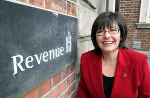 Revenue Commissioners chief Josephine Feehily has warned departing staff they must obey rules governing outside employment in the private sector