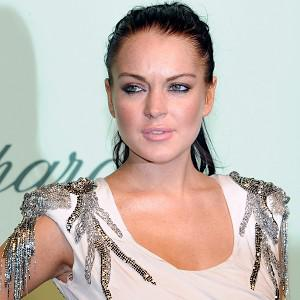 Lindsay Lohan has been released from house arrest after serving 35 days for a probation violation