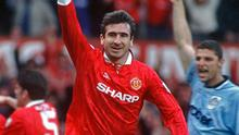 Eric Cantona, Old Trafford cult hero, credited with being the missing piece in the jigsaw that helped Manchester United embark on an era of Premier League dominance