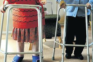 State failures in the provision of nursing home care have been well documented