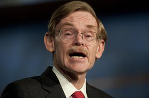 Head of the World Bank Robert Zoellick. Photo: Getty Images