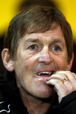 Liverpool boss Kenny Dalglish hopes to have money available to spend this month. Photo: Getty Images