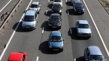 Seven per cent of motorists say they would drive way away if they accidentally scraped an empty parked car in a quiet side road