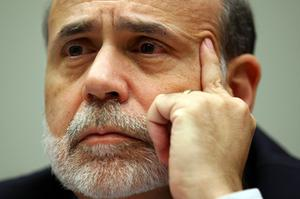Fed Chairman Ben Bernanke. Photo: Getty Images