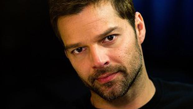 Ricky Martin says his twins are already musical
