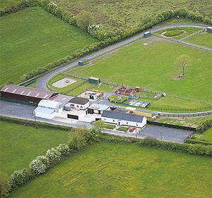 This 5ac holding has several outbuildings, and its 400m perimeter walk makes the property suitable as an equestrian facility