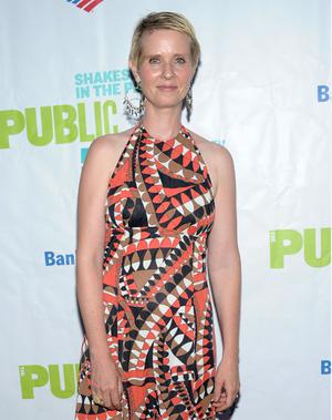 "I think it's fine to let it go,"" Cynthia Nixon has said of the rumoured Sex and the City 3."