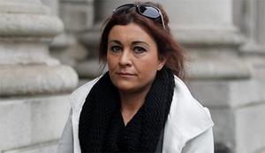 Mary Carberry (36), a chronic alcoholic, had been drinking all day before she crashed the car.