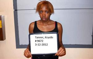 When investigators spoke to Krystle Tanner, she allegedly gave contradictory reports about the child's background