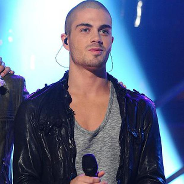 Max George from The Wanted has been having another pop at boy band rivals One Direction