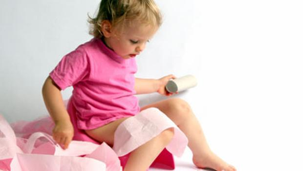 Sometimes when children feel out of control, or over-controlled by others, they will use some kind of restriction within their eating or their toileting (the two areas they alone control) to try to bring a feeling of order or control back.  Photo: Thinkstockphotos.com