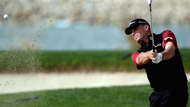 Steve Stricker Photo: Getty Images