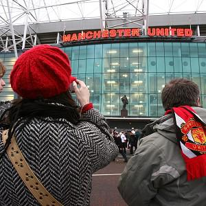 One Manchester United fan suffered from a potentially fatal condition while watching the team