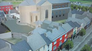 The virtual model of Westport will help with town planning