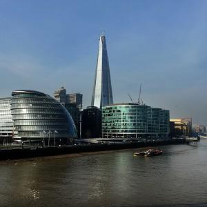 The Shard in central London