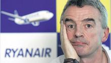 Ryanair chief executive Michael O'Leary expresses forthright view on government policies, dole payments and taxes