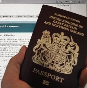 Officials have revealed the odd fates of lost British passports