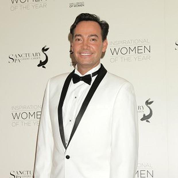 Craig Revel Horwood launched the first Skype streaming of a panto