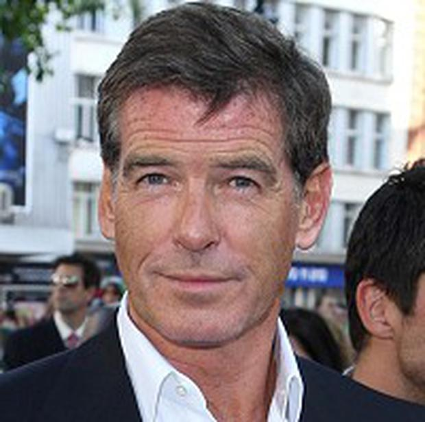 Pierce Brosnan says he learnt nothing at school