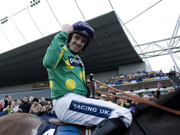 Ruby Walsh: Next ten days crucial for Kauto Star