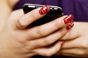 Acision's technology delivers almost a trillion text messages a year. Photo: Getty Images