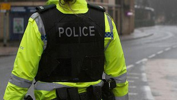 The police ombudsman is looking into how a man fell from a moving police vehicle, leaving him with critical injuries