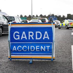 A motorcyclist has died in hospital after he was seriously injured in a road crash