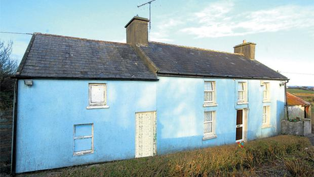 The house is quite habitable in its current condition and, with some work, has all the right ingredients to become a family home or a well-appointed holiday home