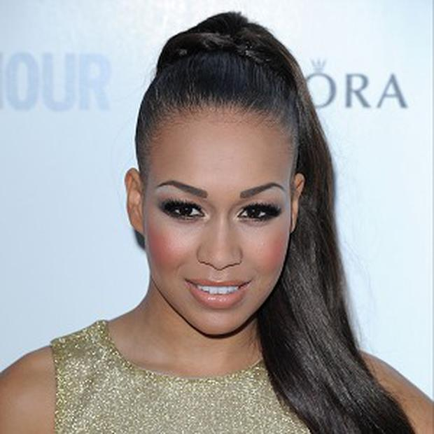 Rebecca Ferguson was rejected by several talent shows
