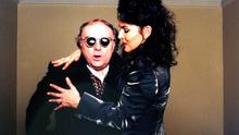 Van Morrison and Michelle