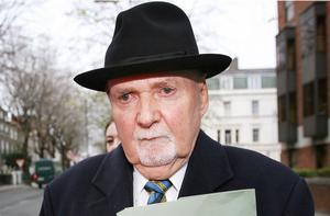DISGRACED: Michael Fingleton presided over lax controls