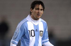 Lionel Messi. Photo: Getty Images