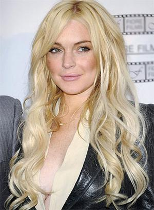Lindsay Lohan was suggested today to play troubled mum Casey Anthony. Photo: AP