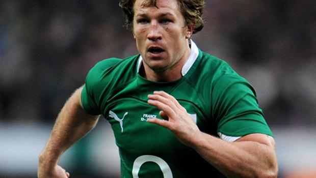 Jerry Flannery. Photo: Getty Images