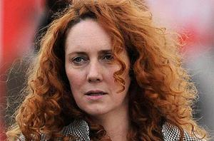 Former Sun and News of the World editor Rebekah Brooks is expected to lift the lid on her close relationship with the British Prime Minister in evidence to the Leveson Inquiry. Photo: PA