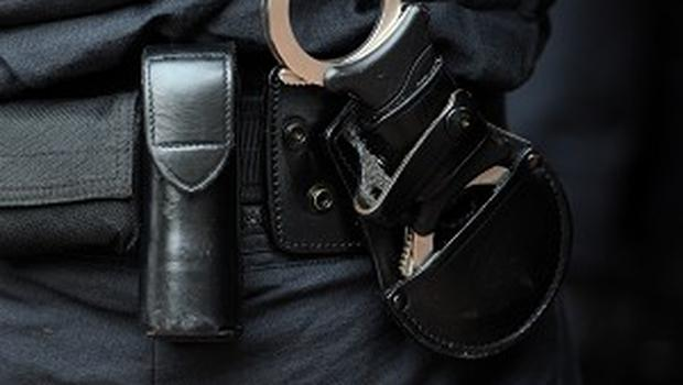 Handcuffs, uniforms, speed guns, dogs and even patrol cars have been stolen from police stations in the past five years