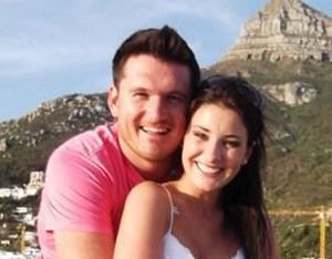 Graeme Smith and Morgan Deane