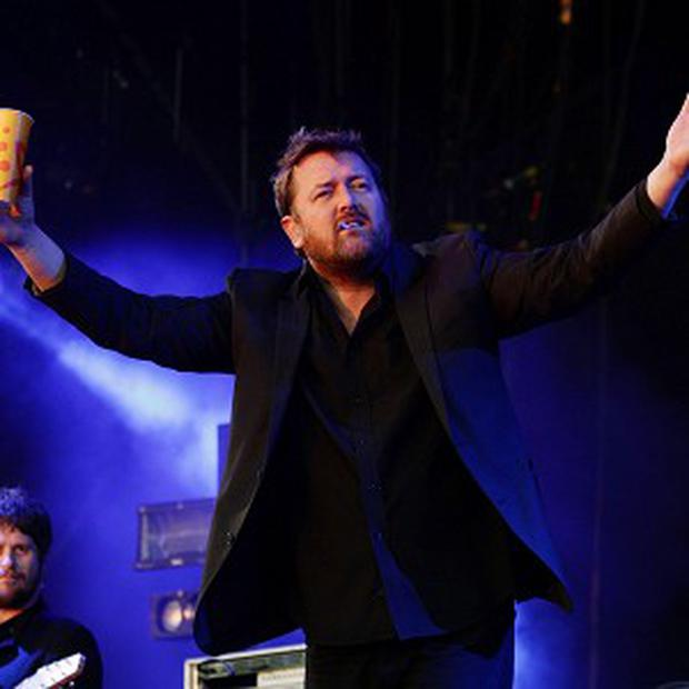 Elbow are on the bill for the Latitude festival this year