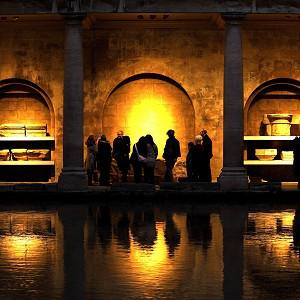 The Roman Baths in Bath could be the source of a biofuel-producing algae, scientists hope