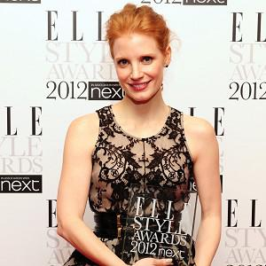 Jessica Chastain takes control in her Lawless role