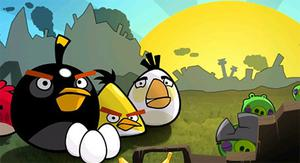 Angry Birds is the most popular smartphone app