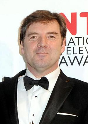 File photo dated 25/01/12 of Downton Abbey actor Brendan Coyle who has voiced his concern about an 'X Factor generation' who fail to accept that they do not have what it takes to be a star. PRESS ASSOCIATION Photo. Issue date: Tuesday May 8, 2012. Coyle, 48, who plays valet Bates in the ITV1 series, said that he dreamt of following in the footsteps of his great uncle Matt Busby, by becoming a footballer. See PA story SHOWBIZ Coyle. Photo credit should read: Anthony Devlin/PA Wire