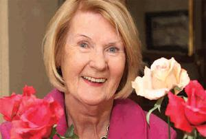 Loss: Margaret Mullet lost her husband George to haemochromatosis