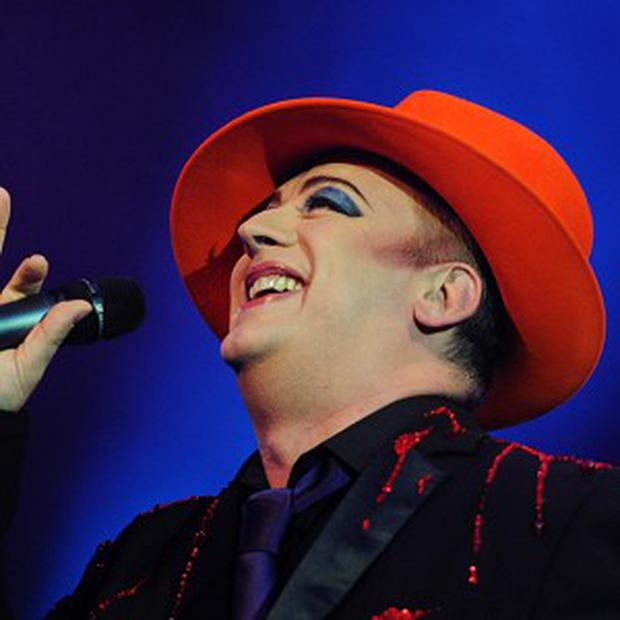 Boy George has revealed an unlikely inspiration behind the Culture Club reunion