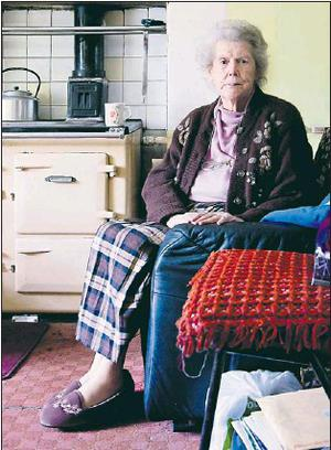 Liza Mulvihill at home in Glin where she recalls the highs and lows of almost a century of life.