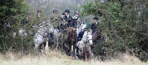 Charlie's book enables members – old and new to the sport of hunting – to understand the ways and traditions of a hunt