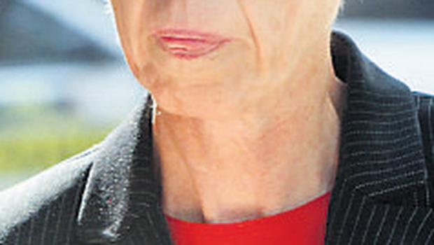 Kathleen Dywer, who accused Drumm of being 'deceitful'