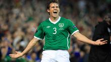Kevin Kilbane. Photo: Getty Images