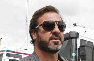 Eric Cantona: 'The system is built on the power of the banks'. Photo: Reuters