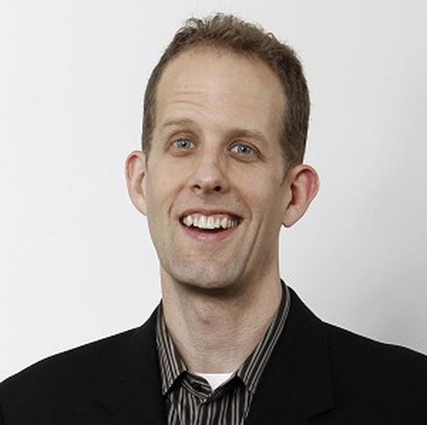 Pete Docter, and co-director Bob Peterson, are thrilled with Up's success